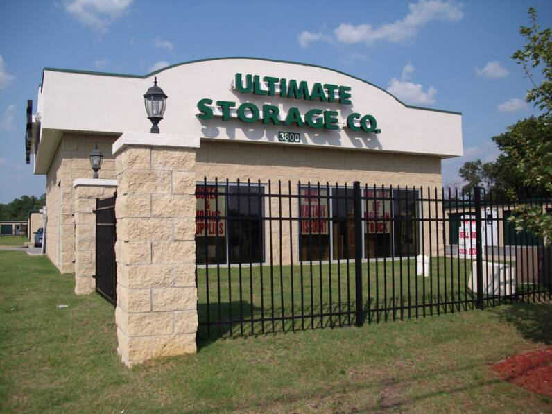 The Original Ultimate Storage Company On Bragg Blvd This Facility Was Located Just 2 Miles